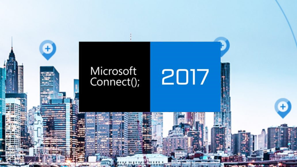Microsoft Connect(); 2017